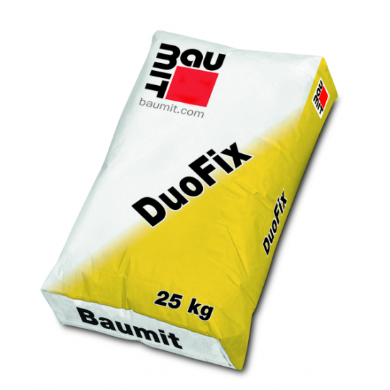 Baumit DuoFix līmēšanas java 25kg