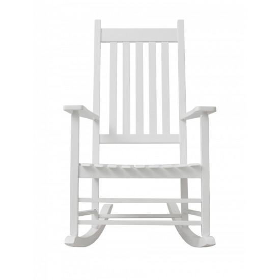 Cosy - Šūpoļkrēsls (balts)