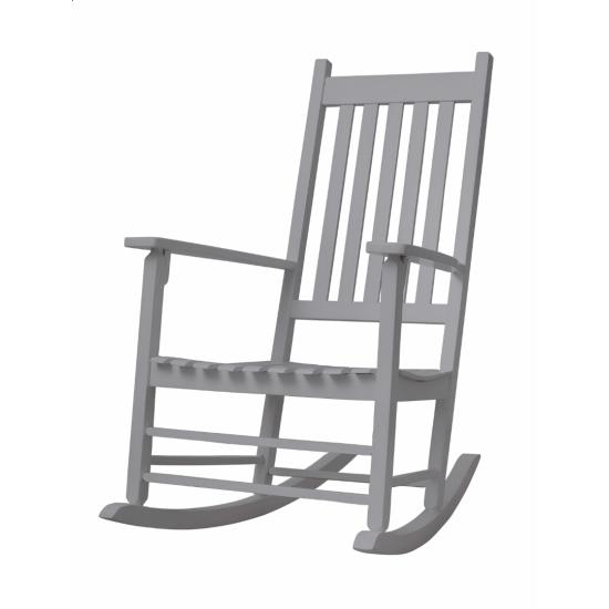 Cosy - Šūpoļkrēsls (pelēks)