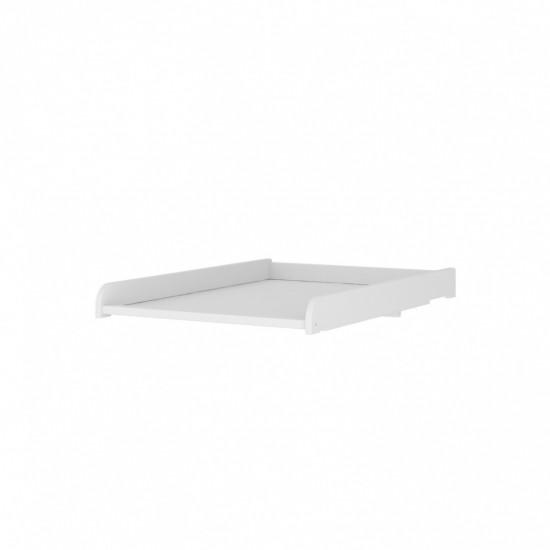 Hoppa - Universālais pārtinamais galds (balts)