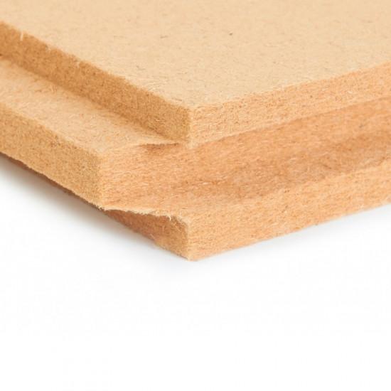 Kokšķiedras plāksne - Beltermo FLOOR  40x580x1230mm (spundēta)
