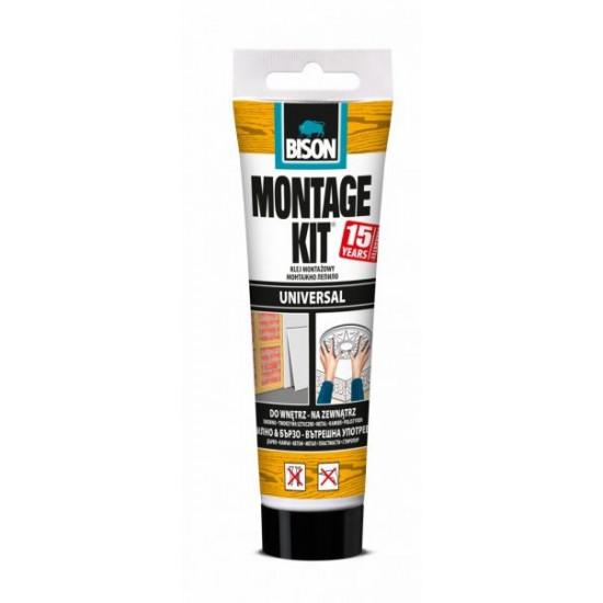 Bison Montage Kit Universal montāžas līme 200g