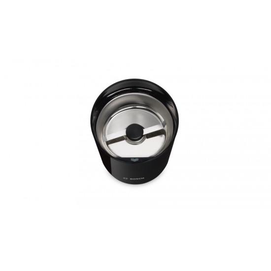 Kafijas dzirnaviņas Bosch TSM6A013B, 180w, (melnas)