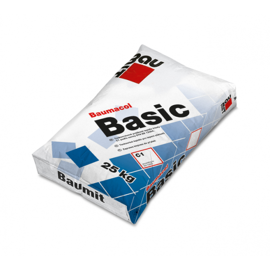 Baumit Baumacol Basic flīžu līme 25kg