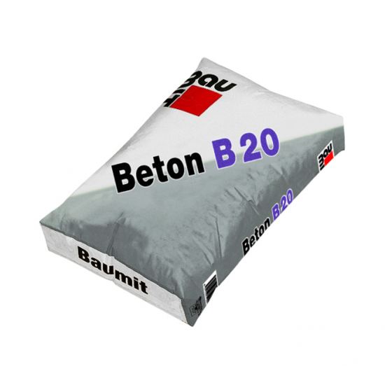 Baumit Beton 20 betons/klons C16/20 25kg