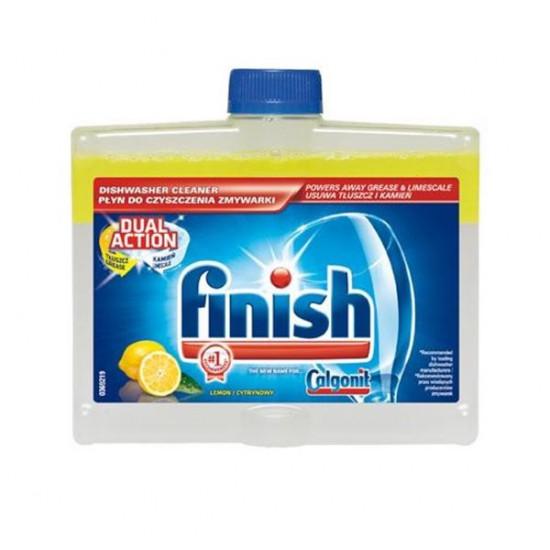 FINISH līdzeklis trauku mazgāšanas automātu kopšanai Lemon250ml