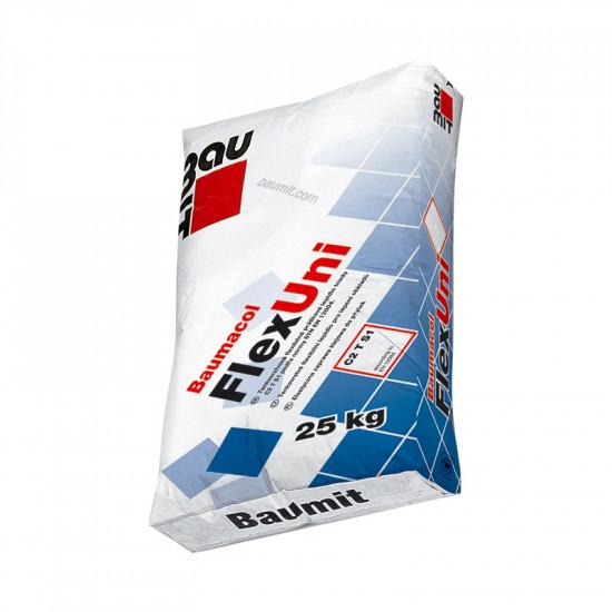 Baumit Baumacol FlexUni elastīga flīžu līme 25kg