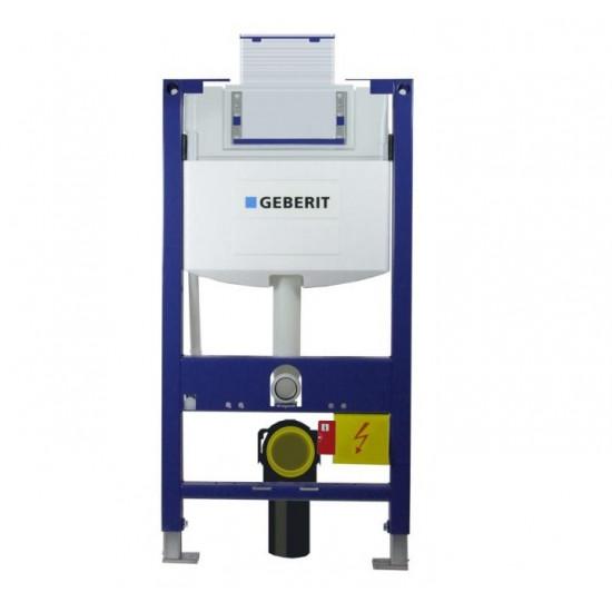 Geberit iebūvējamais rāmis podam Duofix Omega, 500x135 mm, h=980 mm