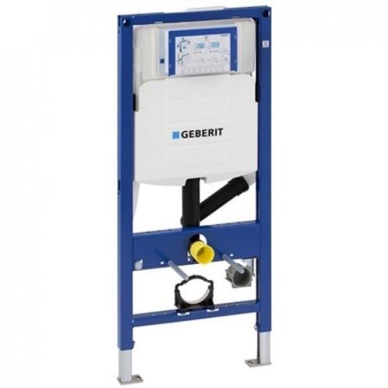 Geberit iebūvējamais rāmis podam Duofix Sigma UP320, ar ventilācijas pieslēgu, 500x120 mm, h=1120 mm
