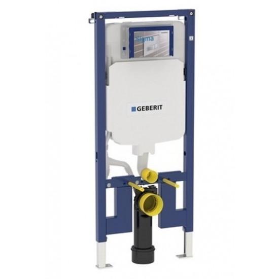 Geberit iebūvējamais rāmis podam Duofix Sigma UP720, 500x80 mm, h=1120 mm