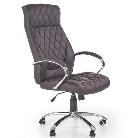 Biroja krēsls Halmar Hilton,  (melns)