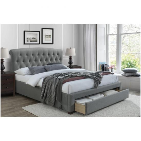 Divguļamā gulta Halmar Avanti 160x200cm, bez matrača