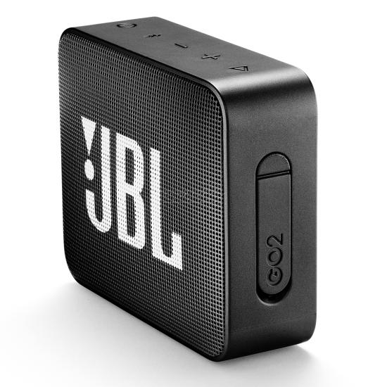 Portatīvā tumbiņa JBL Go 2 (melna)