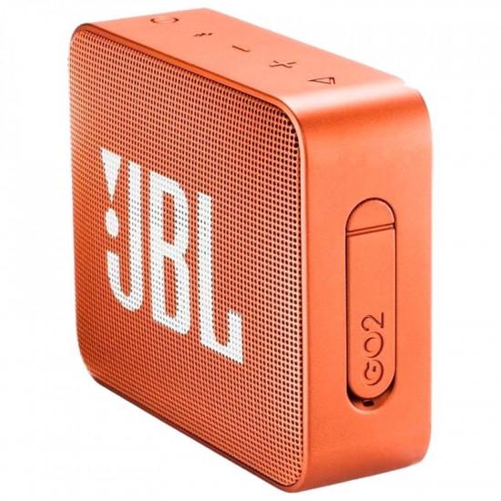 Portatīvā tumbiņa JBL Go 2 (oranža)