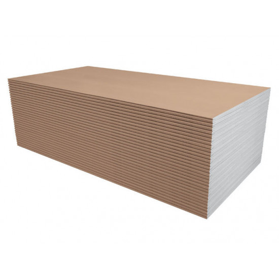 Ģipškartons KNAUF Brown BODEN 12.5x900x2000mm (1.8m2)