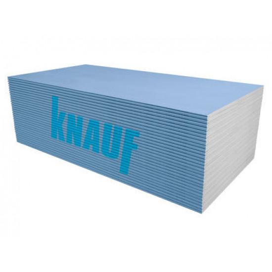 Ģipškartons KNAUF Blue GKFI 12.5x1200x2600mm (3.12m2)