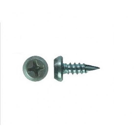 Reģipša konstukciju skūve BRAVO 3.5x11mm, cinkotas