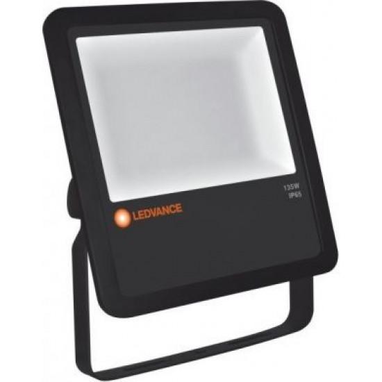 LED prožektors 135W 15000lm 4000K melns IP65 (Ledvance), 100°