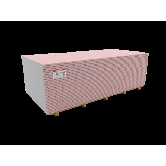NORGIPS (GKF) ugunsizturīgs reģipsis (ģipškartons) 1200x2600x12.5mm