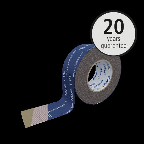 Membrānu savienošanas lenta Riwega USB Tape 1PE 60mm, 25m (ārdarbiem)