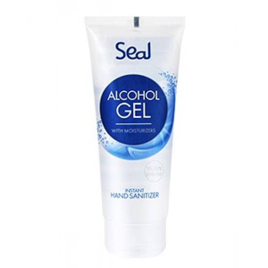 Seal Alcohol Gel, mitrinošs roku kopšanas līdzeklis (tūbā) 100ml
