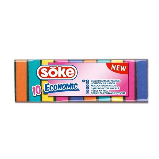 SOKE Virtuves sūkļi 10gab