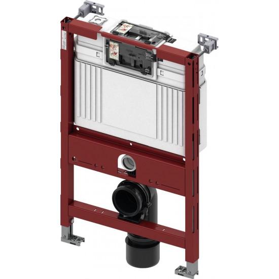 TECE profil WC iebūvējamais modulis pazeminātais H-820mm