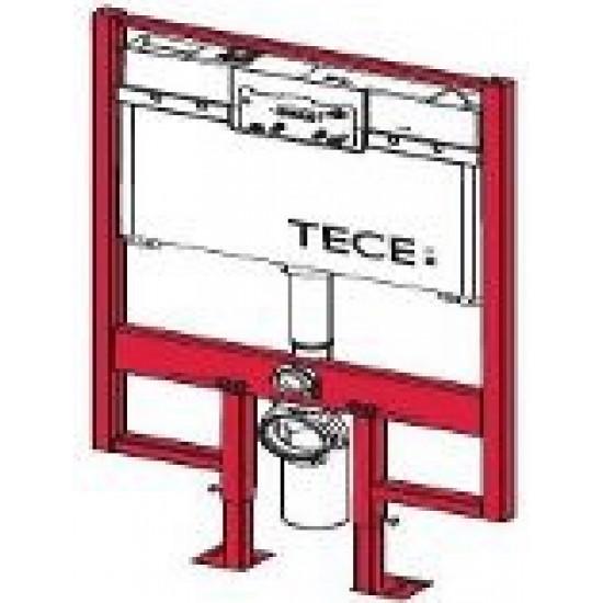 TECE profil WC iebūvējamais modulis 8cm biezumā