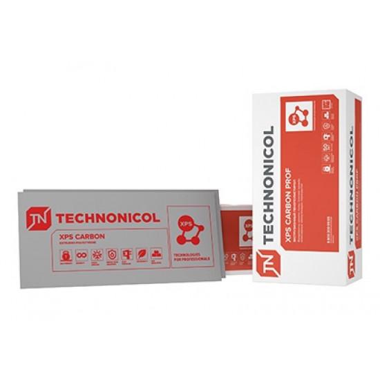 TECHNONICOL Carbon ECO ekstrudētais putuplasts ar pusspundi 30x580x1180mm 8,8972m2