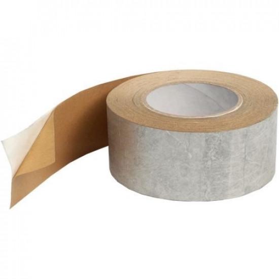 TYVEK Metallised Tape Vienpusēja atstarojošā lente, 75 mm, 25m